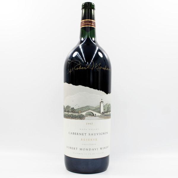 Sell your wine: 1997 Robert Mondavi Reserve Cabernet Sauvignon