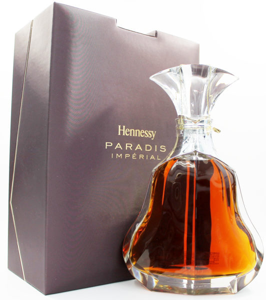 Sell your cognac: Hennessy Paradis Imperial