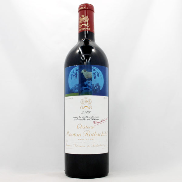 Sell your wine: 2008 Mouton