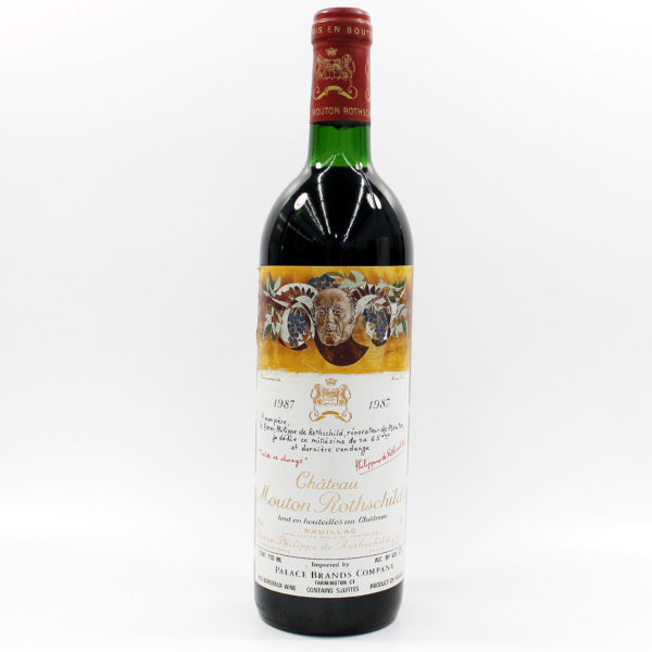 Sell your wine: 1987 Mouton