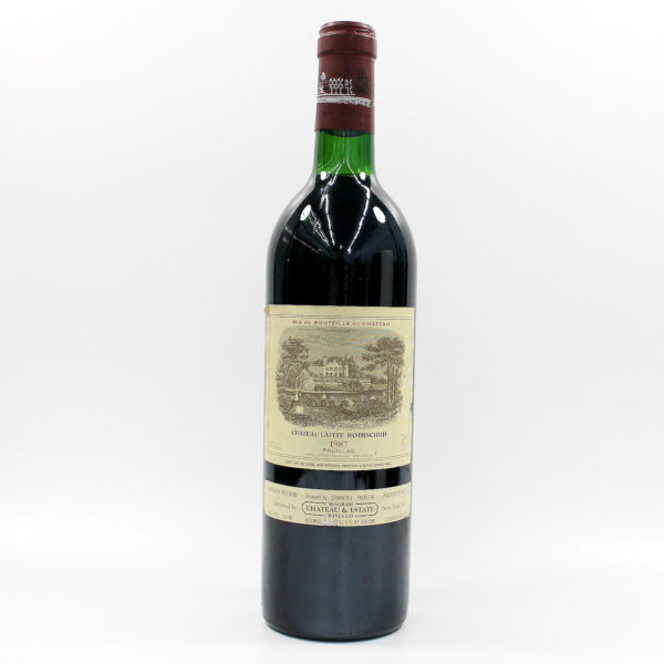 Sell your wine: 1987 Lafite