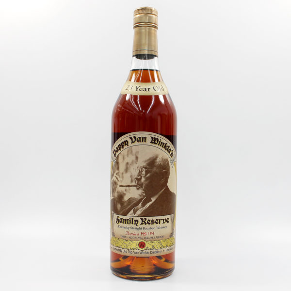 Sell your whisky: Pappy Van Winkle's 23 Year Old