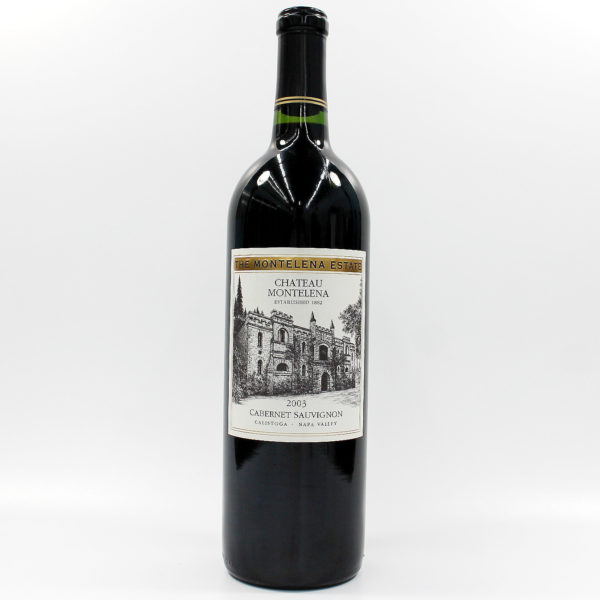 Sell your wine: 2003 The Montelena Estate
