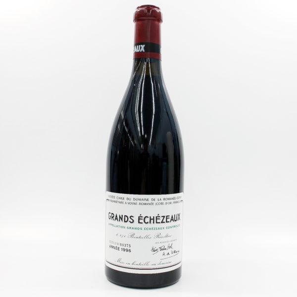 Sell your wine: 1996 DRC Grands Echezeaux