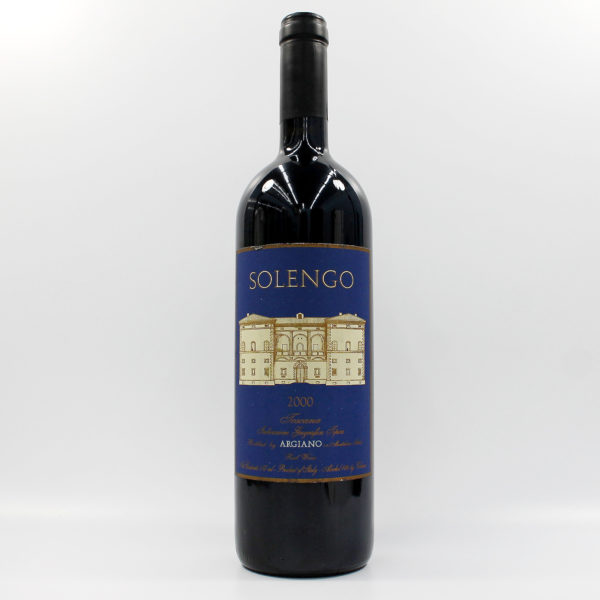 Sell your wine: Solengo