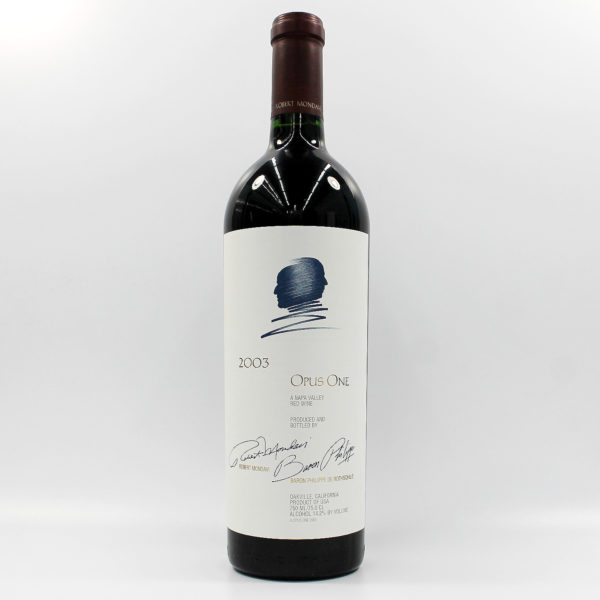 Sell your wine: 2003 Opus One