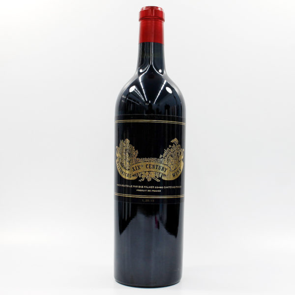 Sell your wine: 2013 Chateau Palmer Histrical XIXth Century Blend