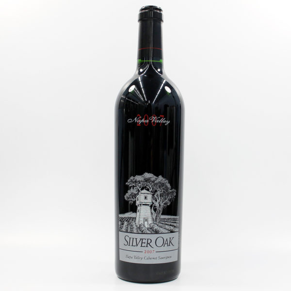 Sell your wine: 2007 Silver Oak Napa