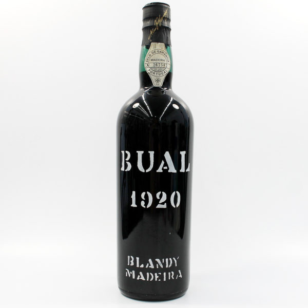 Sell your wine: 1920 Blandy's Vintage Bual