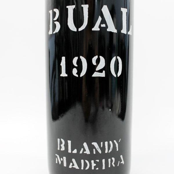 Blandy Bual