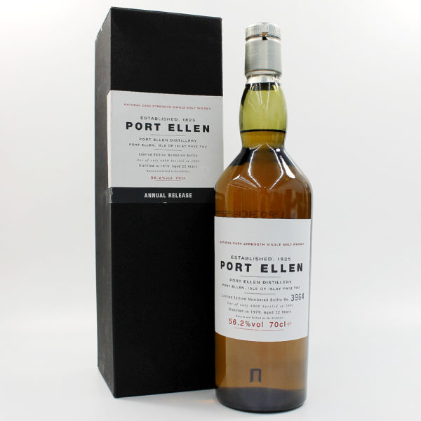 Sell your whisky: 1979 Port Ellen 22 Year Old