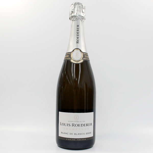 Sell your champagne: Louis Roederer Blanc de Blancs