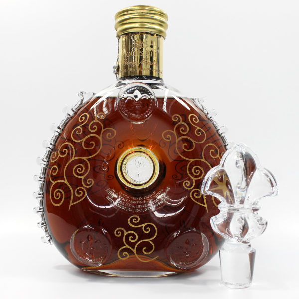 Sell your cognac: Louis XIII