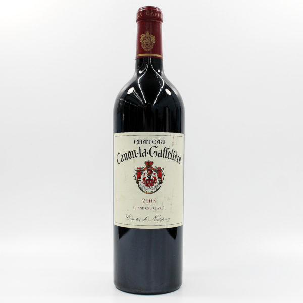 Sell your wine: 2005 Chateau Canon La Gaffeliere