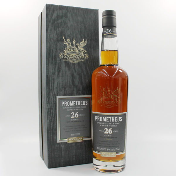 Sell your whisky: Prometheus 26 year Old