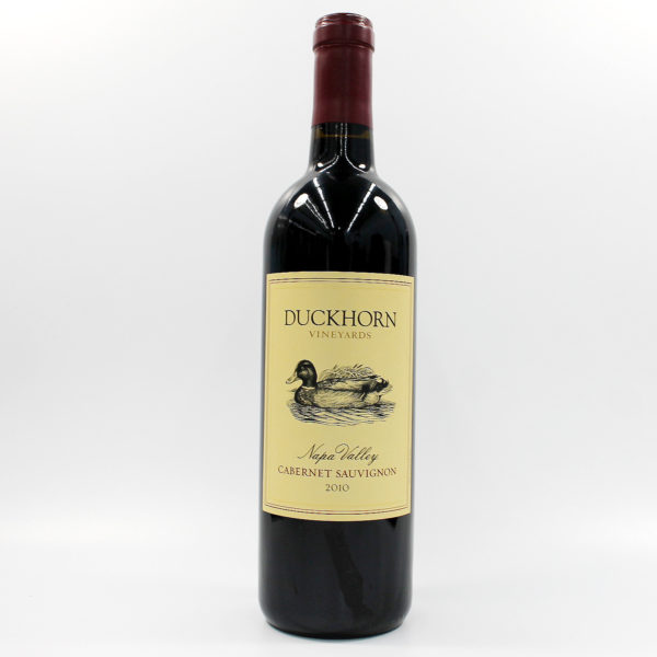 Sell your wine: 2010 Duckhorn Cabernet Sauvignon