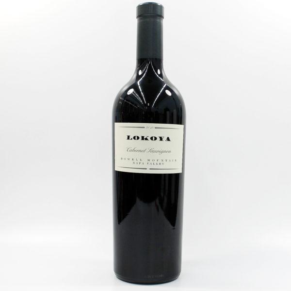 Sell your wine: 2010 Lokoya Howell Mountain Cab