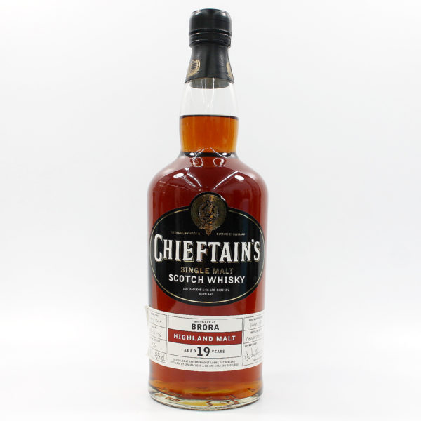 Sell your whisky: Chieftain's Brora 19 Year Old