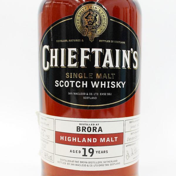 Chieftain's Brora 19