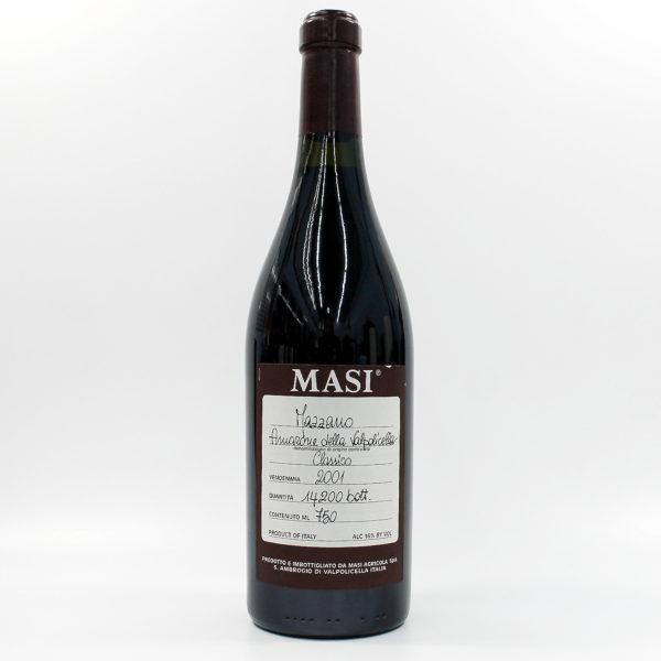 Sell your wineL 2001 Masi Mazzano