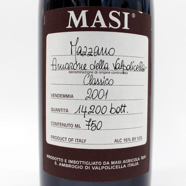 2001 Masi