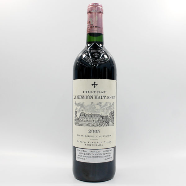 Sell your wine: 2005 Ch La Mission Haut Brion
