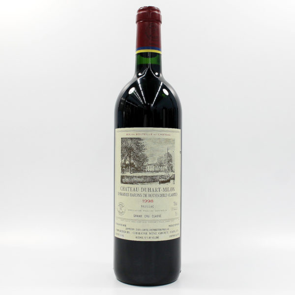 Sell your wine: 1998 Chateau Duhart Milon