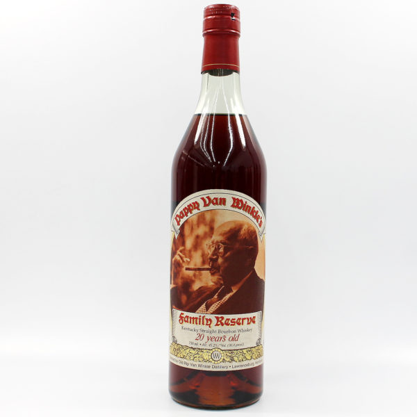 Sell your whisky: pappy Van Winkle 20 Year Old