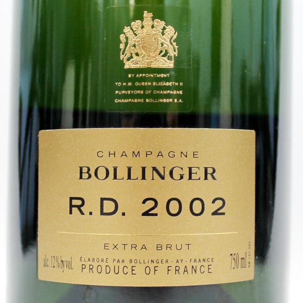 Bollinger R.D. Extra Brut