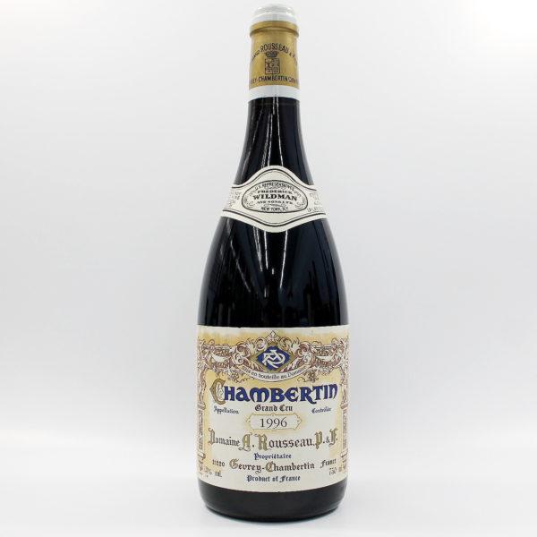 Sell your wine: 1996 Armand Rousseau Chambertin