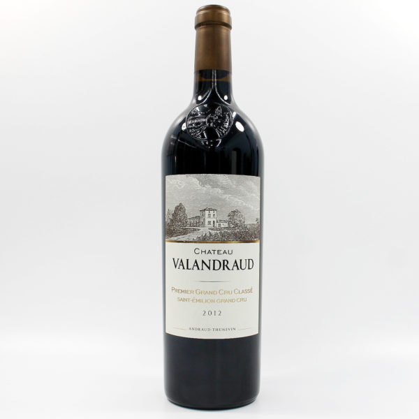 Sell your wine: 2012 Chateau de Valandraud