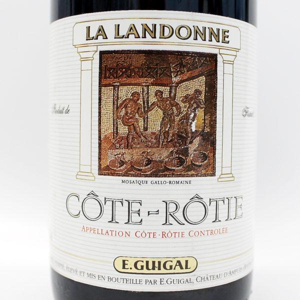 E. Guigal La Landonne