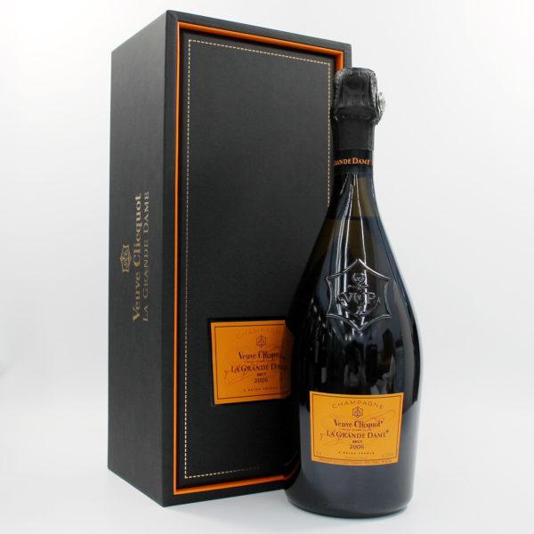 Sell champagne: 2006 Veuve Clicquot La Grande Dame