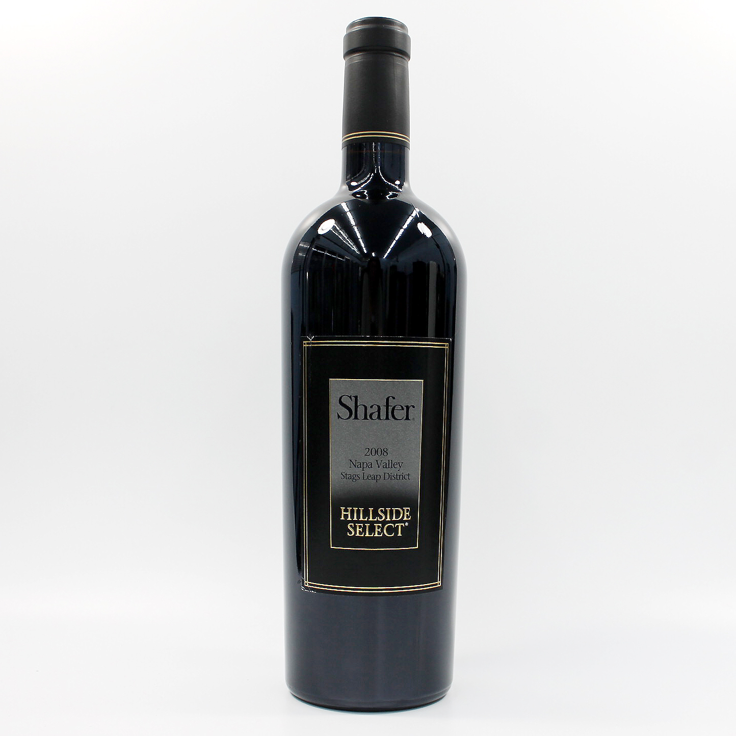 Sell your wine: 2008 Shafer Hillside Select Cab