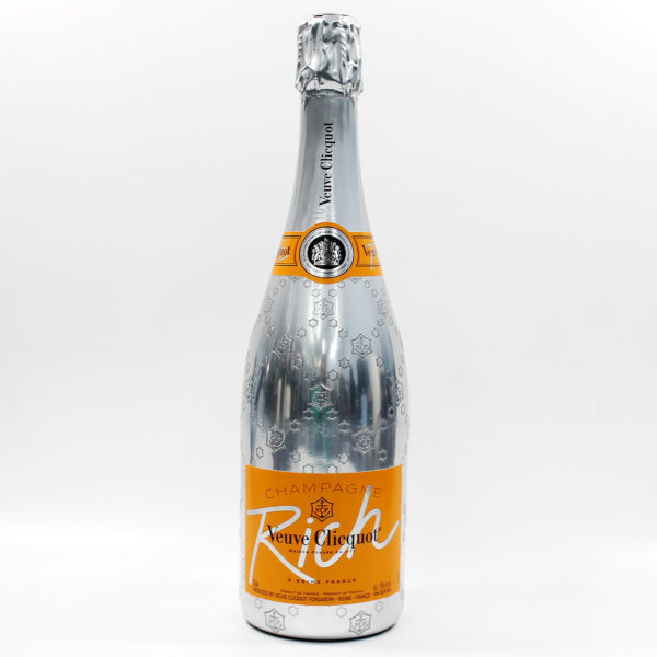 Sell champagne: Veuve Clicquot Rich