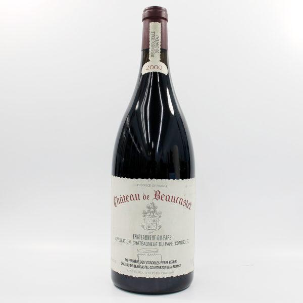 Sell wine: 2000 Chateau de Beaucastel Chateauneuf-du-pape
