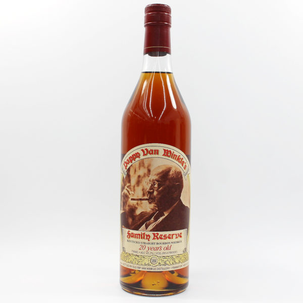 Sell whisky: Pappy Van Winkle 20 Year Old