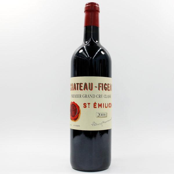 Sell wine: 2006 Chateau Figeac, Saint Emilion