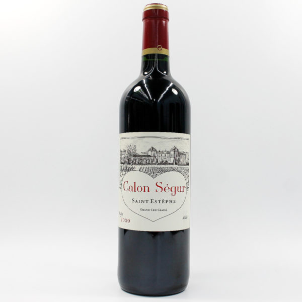 Sell wine: 2009 Chateau Calon Segur