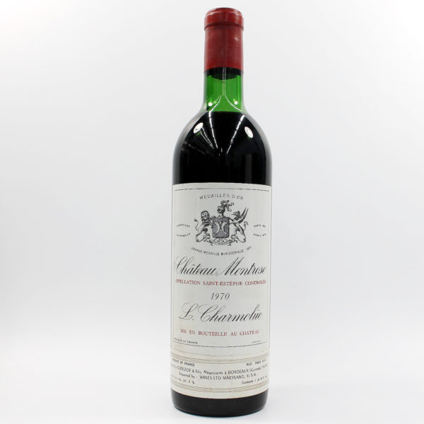 Sell wine: 1970 Chateau Montrose