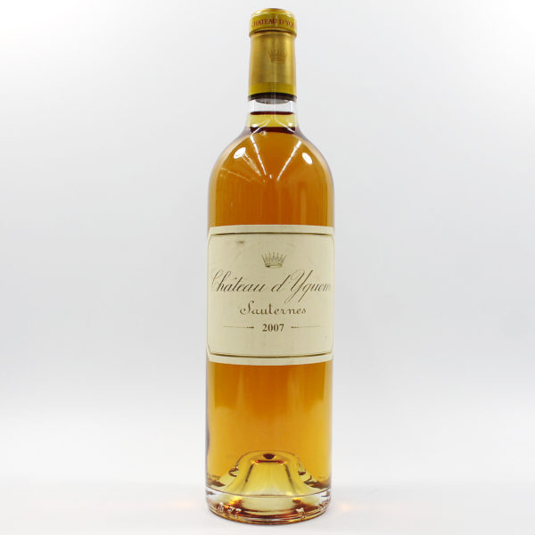 Sell wine: 2007 Chateau d'Yquem